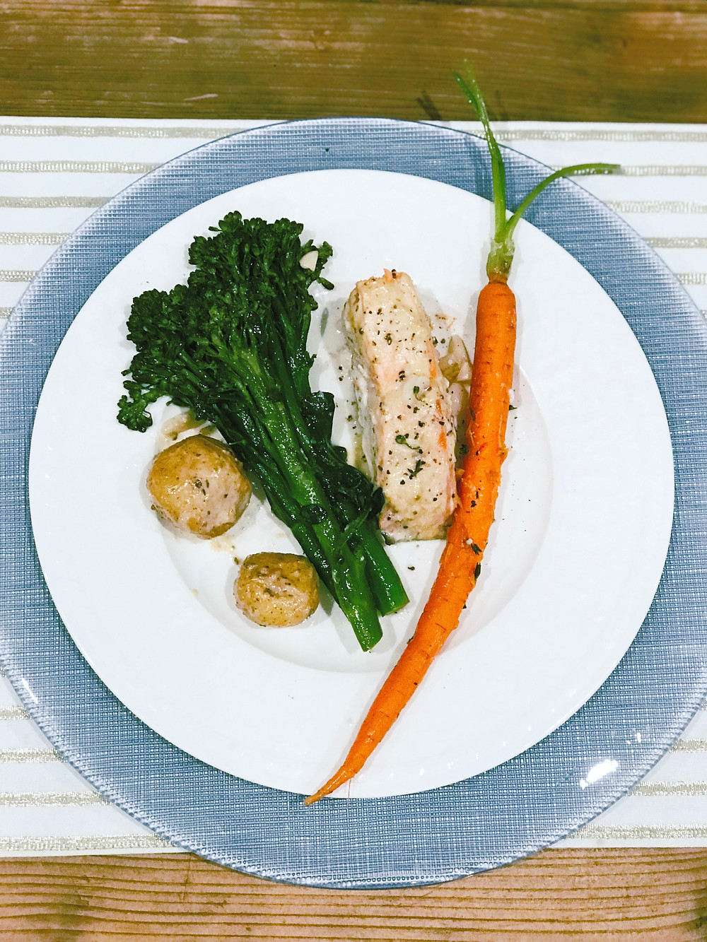 Sexy Sculpting Salmon Recipe to fuel your muscles and boost your beauty