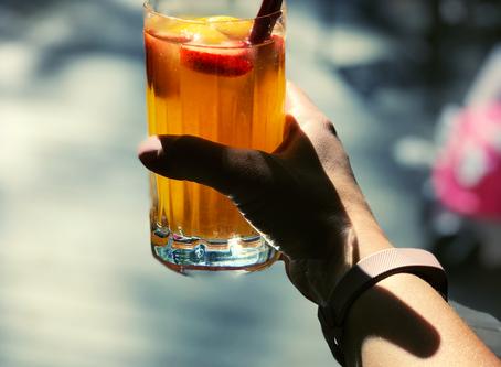 Antioxidant Thirst Quencher
