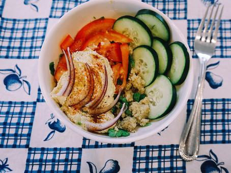 Quinoa Bowls Made Easy