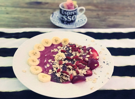 JERSEY SHORE SMOOTHIE BOWL