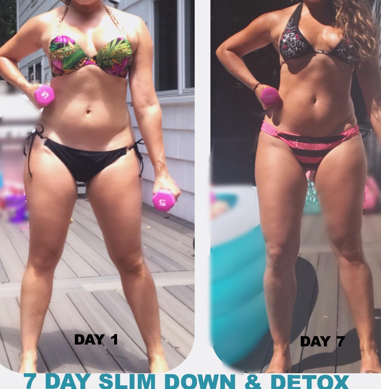7day slim down