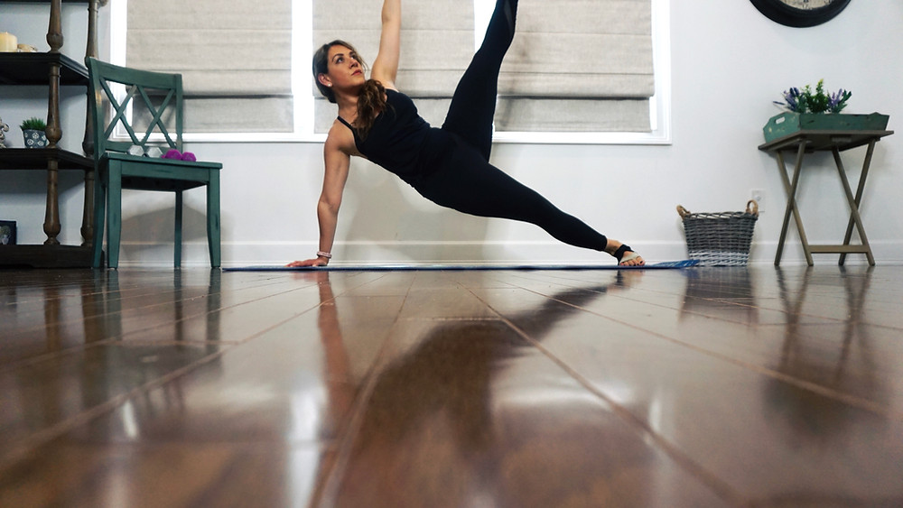 Dance & Barre- Based Workout