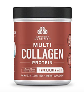 Multi collagen for hair, skin, nails, muscles and total body