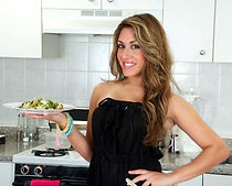 fit foodie blogger and chef