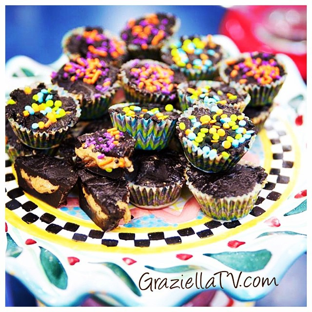 Instagram - My Fave #homemade #Halloween #candy Peanut butter cups!!!! #glutenfr