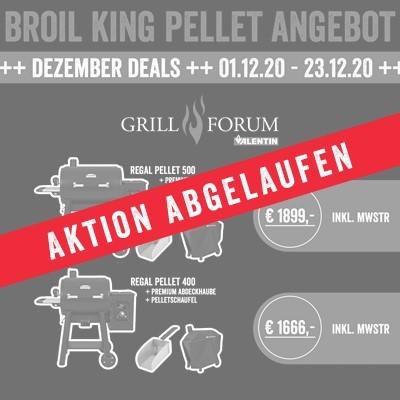 Pellet-Wochen im Grillforum