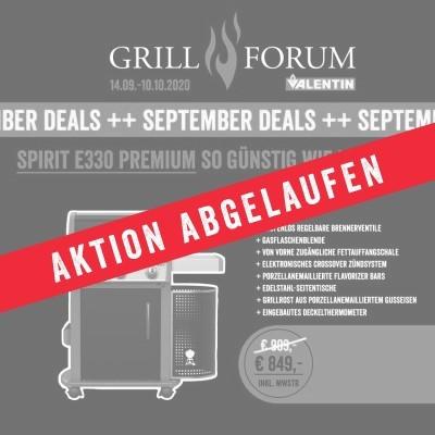 Weber Gasgrill Spirit E330 Premium