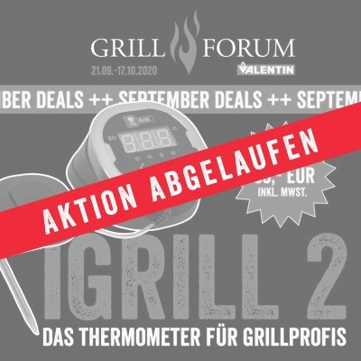 Weber iGrill 2 im Sale