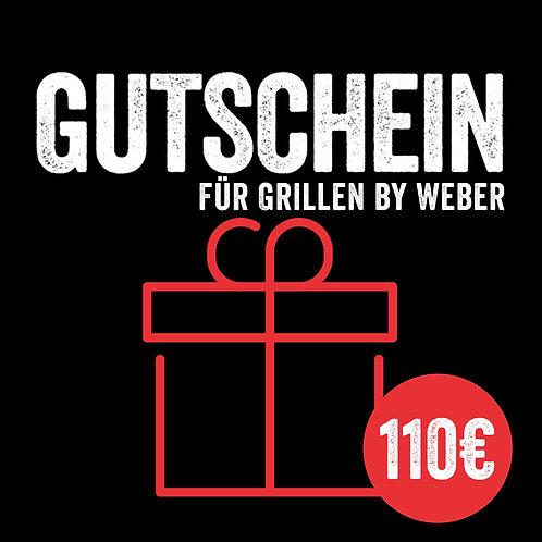 Kursgutschein: Grillen by WEBER (mit Sofort-Versand per E-Mail)