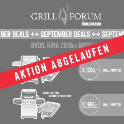 Broil King 2019er Modelle