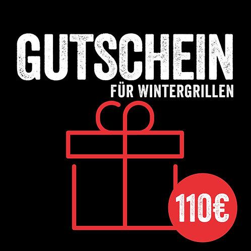 Kursgutschein: Wintergrillen (mit Sofort-Versand per E-Mail)