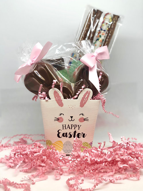 Small Prefilled Easter Basket