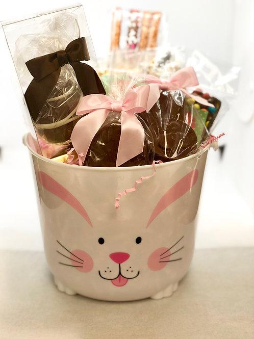 Large Pre-filled Easter Basket