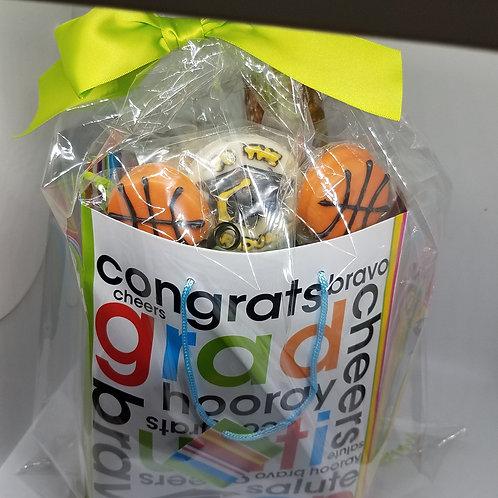 Graduation Gift Bag Sports Edition