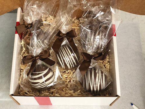Hot Cocoa Bomb Gift Box 5 Pack