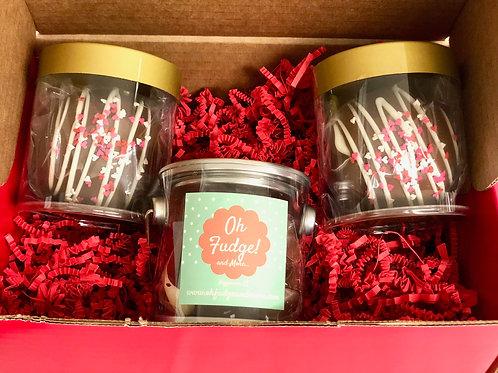 Valentine's Hot Cocoa Bomb Gift Set