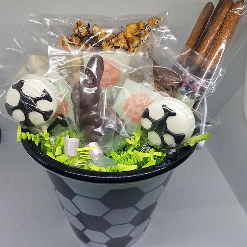 Soccer Easter Basket