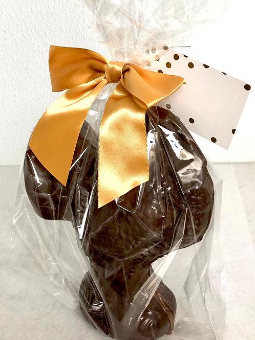 Jumbo Chocolate Turkey Centerpiece/Gift/Thanksgiving Centerpiece/Thanksgiving Ch