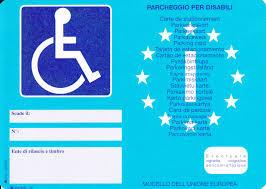Più facile ottenere il contrassegno invalidi per l'automobile
