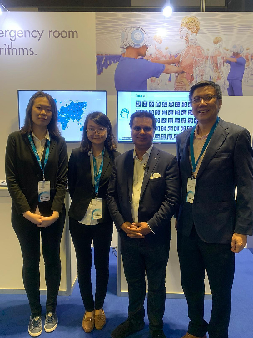 Connected Care Showcase at the Asia Pacific MedTech Forum 2019