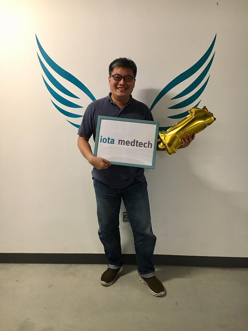 Victor Tan, Iota MedTech