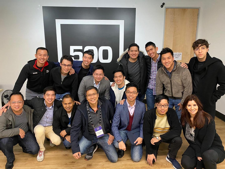 Benjamin Hong 500 San Francisco Global L
