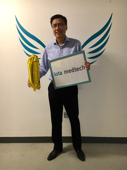 Benjamin Hong, Iota MedTech
