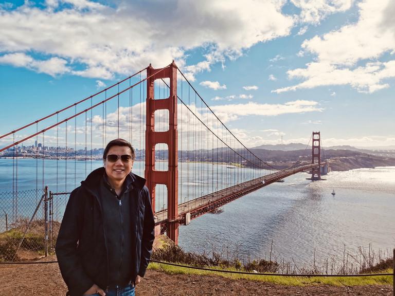 Benjamin Hong San Francisco Golden Gate