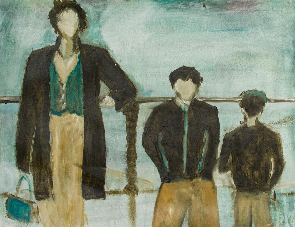 seaside family