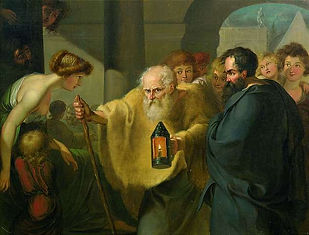 Diogenes_looking_for_a_man_-_attributed_