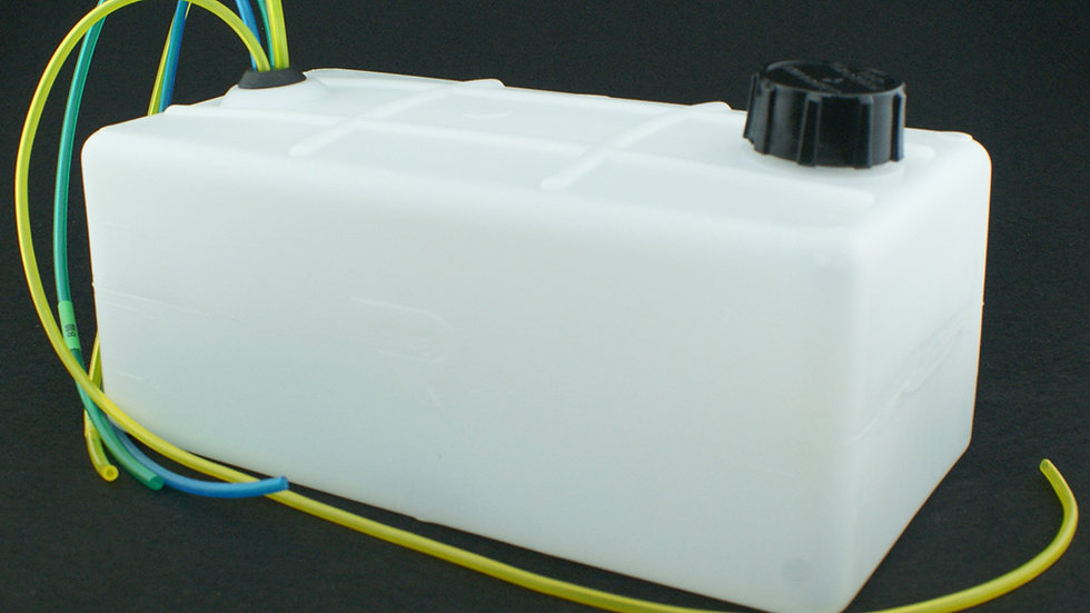 4.3 Liter Fuel tank (with fuel pipes, with fuel filter)