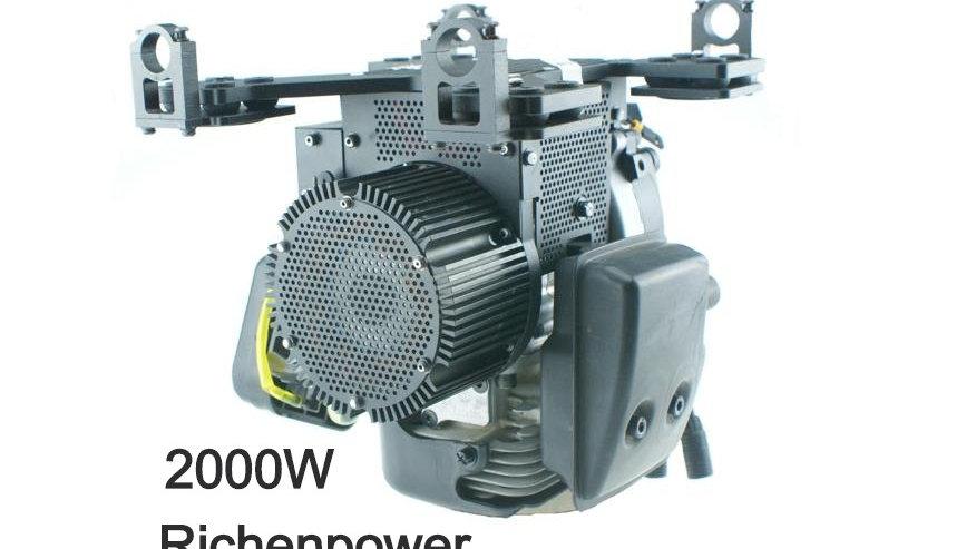 H2 Hybrid Engine