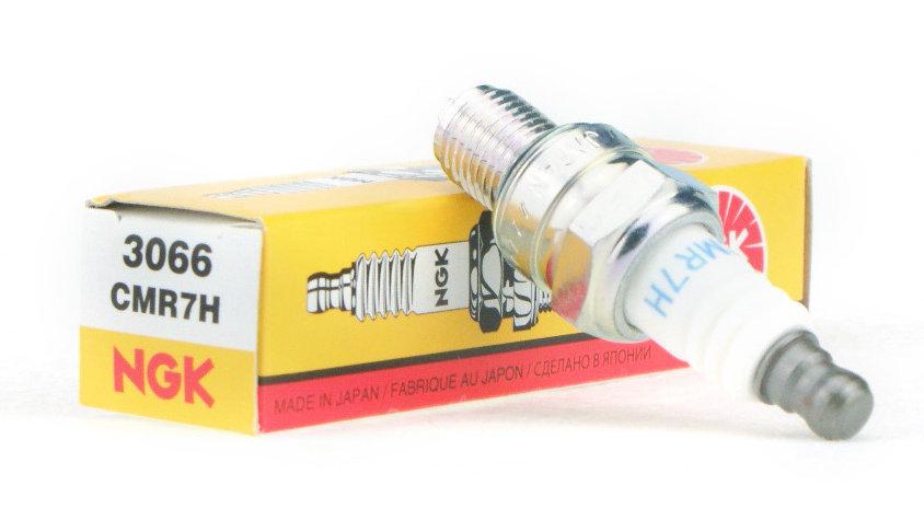 Spark plug for H2
