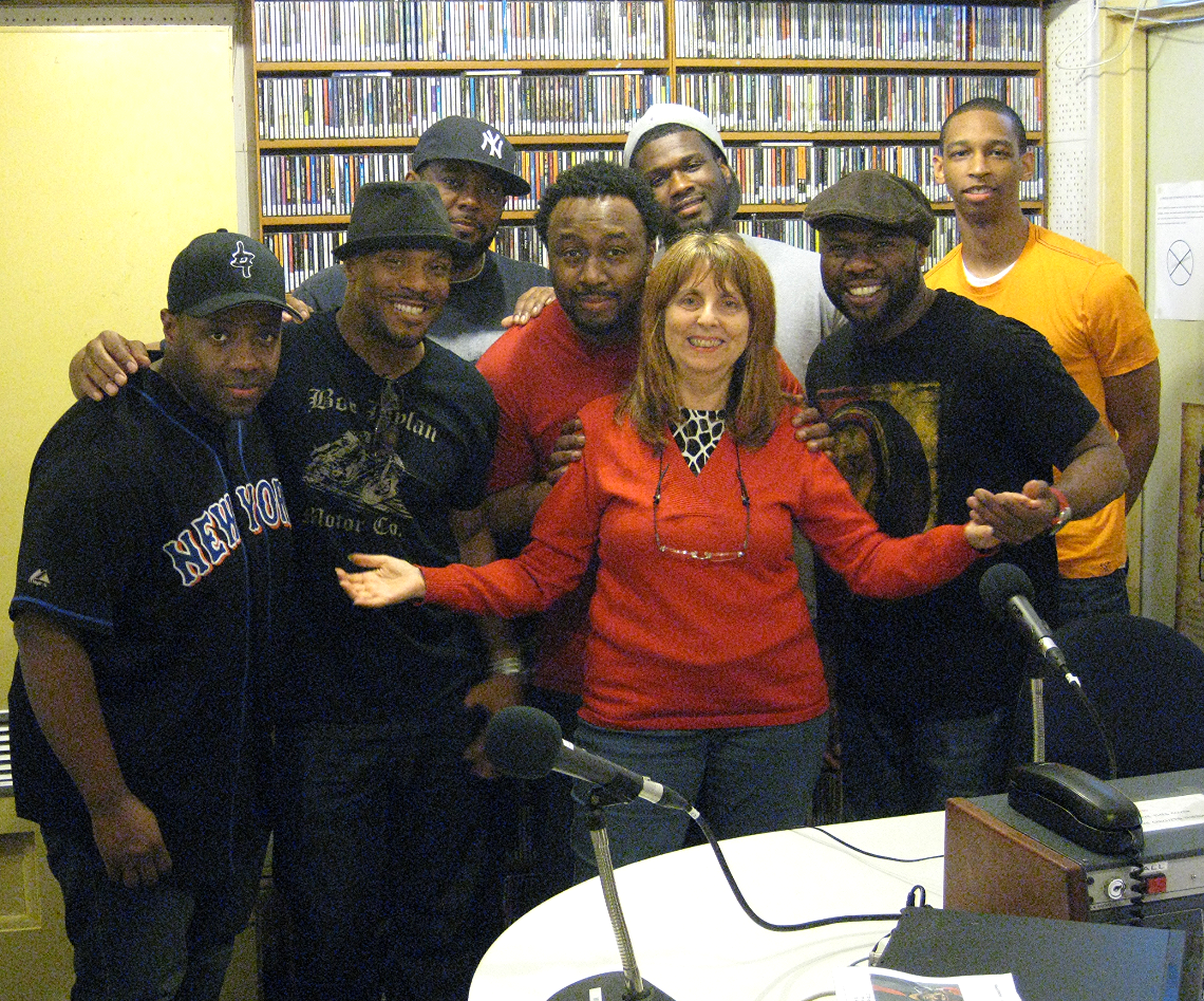 Georgi with Naturally7