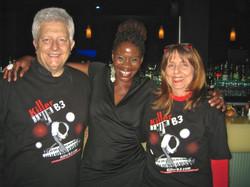 Pete, Paula Baxter & Georgi