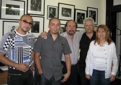 Martinez Trio with Peter & Georgi