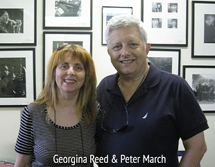 Georgina Reed & Peter March