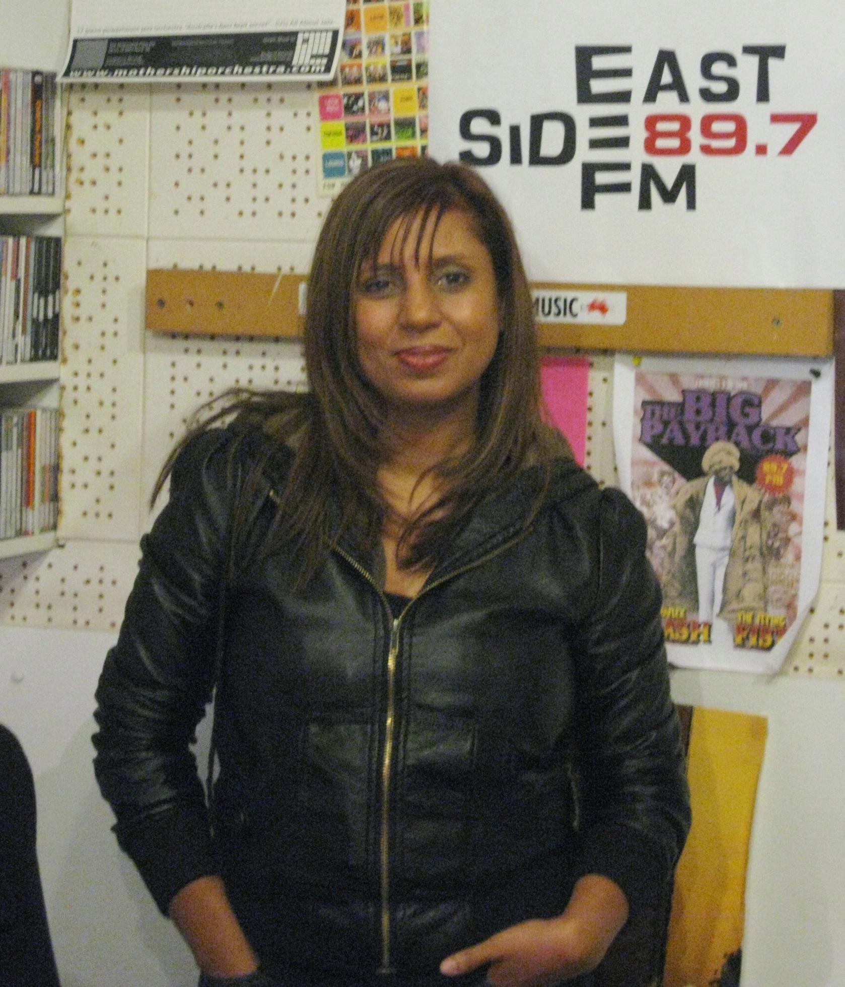 Andrea Marr