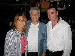 Georgi, Pete & Lulo Reinhardt