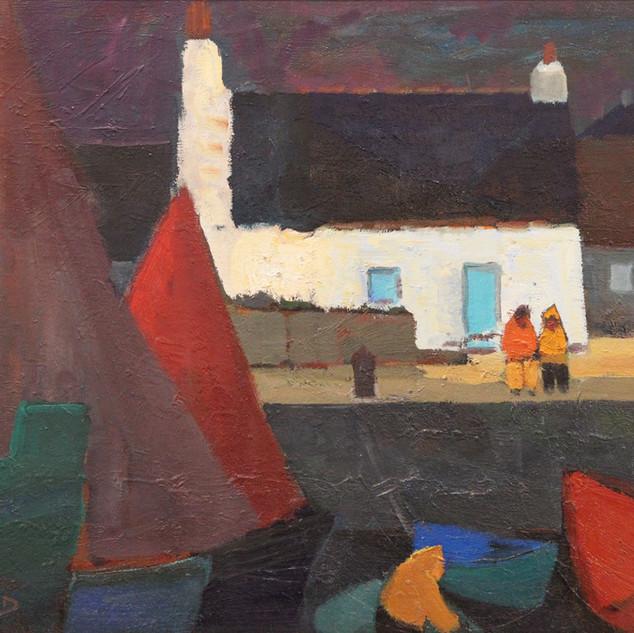 Le petit port Breton