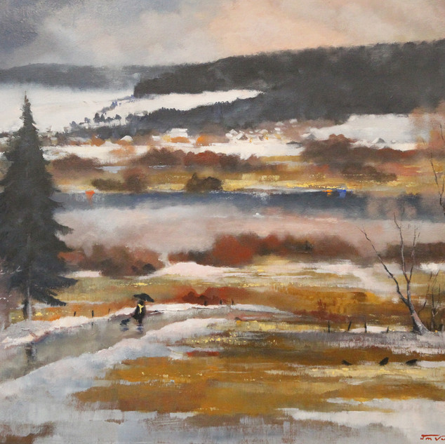 73x60 Lac de Remoray