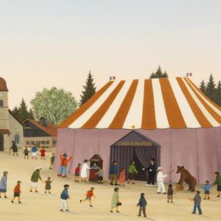 41x27 Le cirque