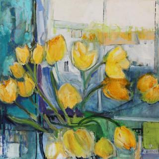 Bac à tulipes
