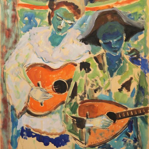 Musiciens (Paris 1969)