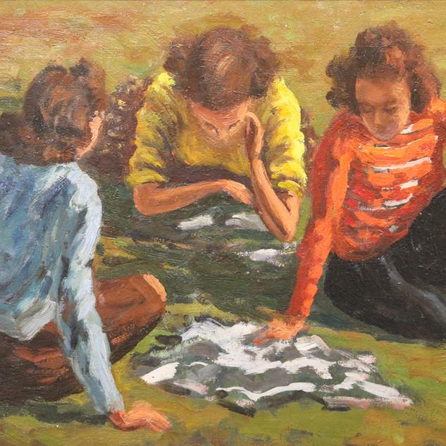 Les trois amies (1946)