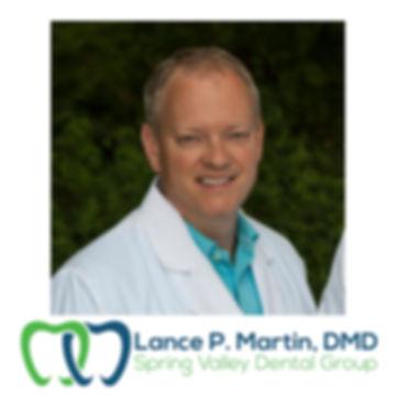 Lance Martin comprehensive cosmetic and preventative dentist in O'Fallon Illinois