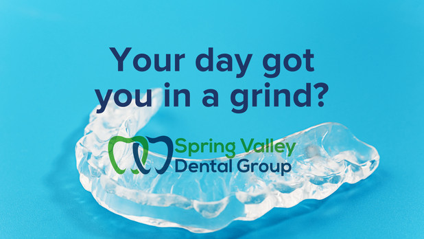 Is your daily grind wrecking your teeth?