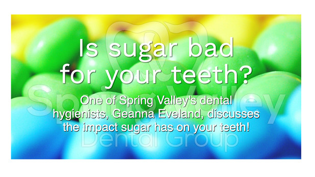 Sugar and your teeth
