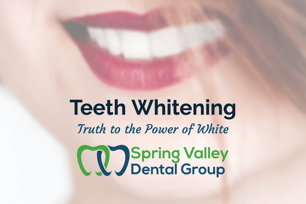 Teeth Whitening: Truth to the Power of White
