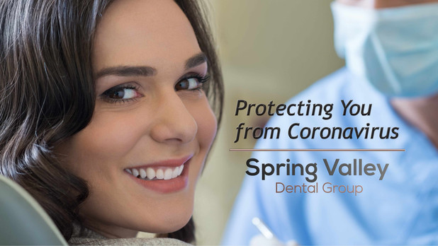 Protecting You (Our Patients) From Coronavirus
